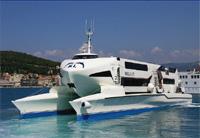 Local Catamaran Liner KRILO